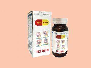 Viên Thảo dược trị trĩ medihappy