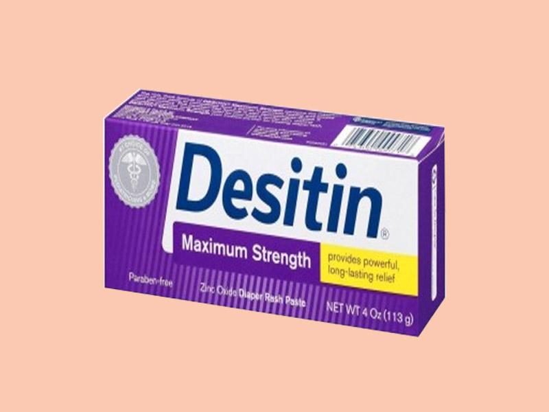 Thuốc trị trĩ Desitin Maximum Strength
