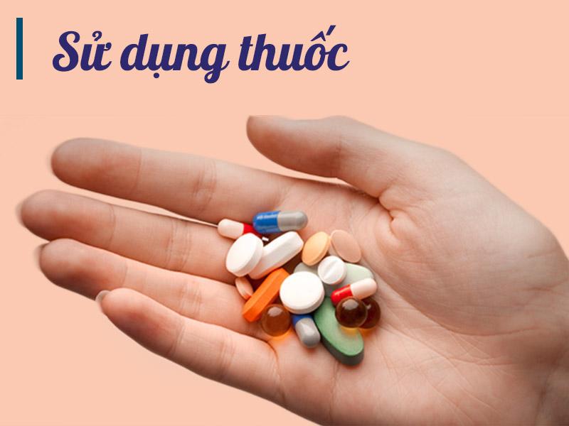 Sử dụng thuốc nguy cơ cao trên tiêu hóa