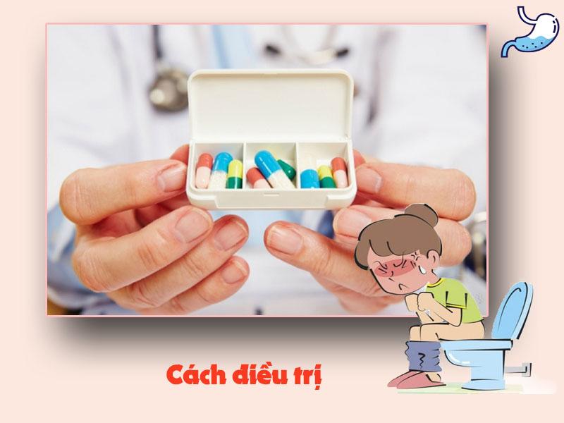 Điều trị tiêu chảy