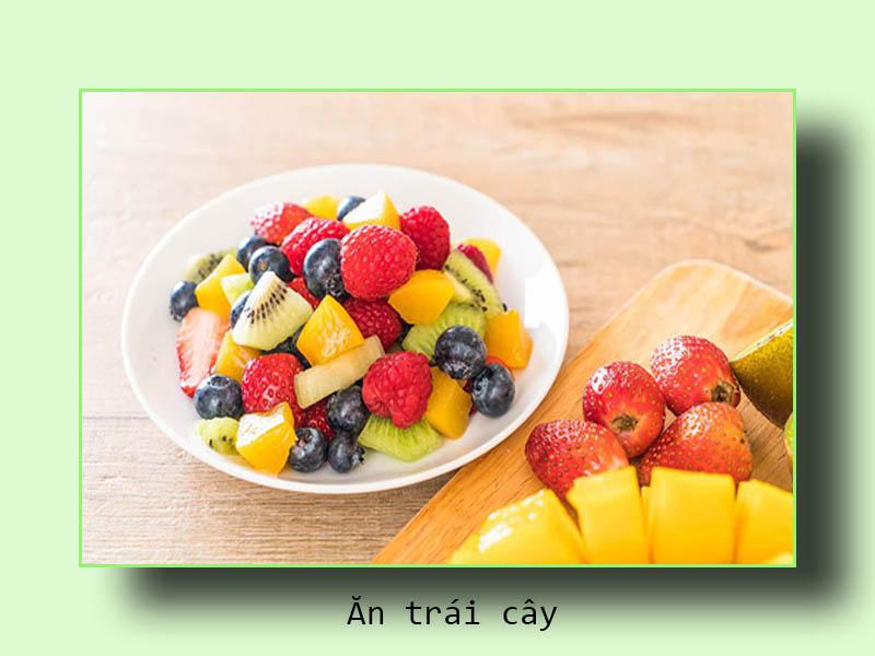 Ăn trái cây