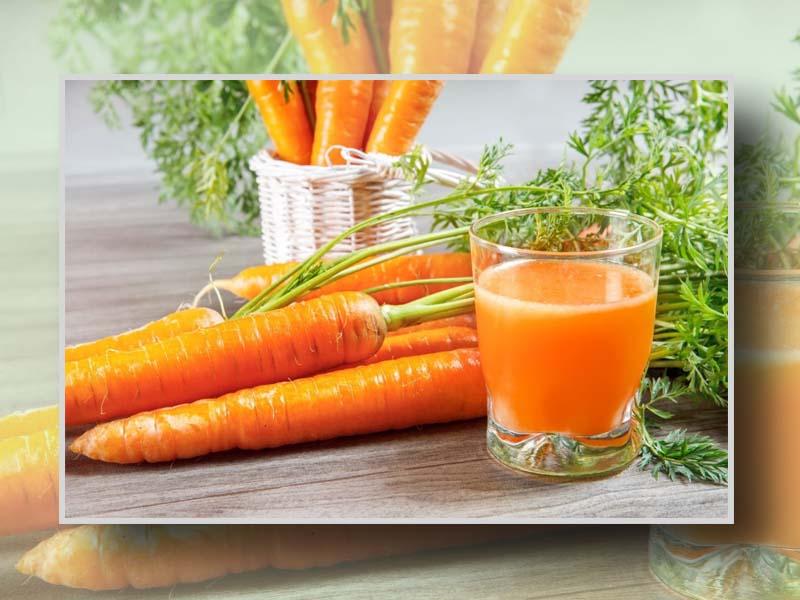 Cà rốt chữa táo bón