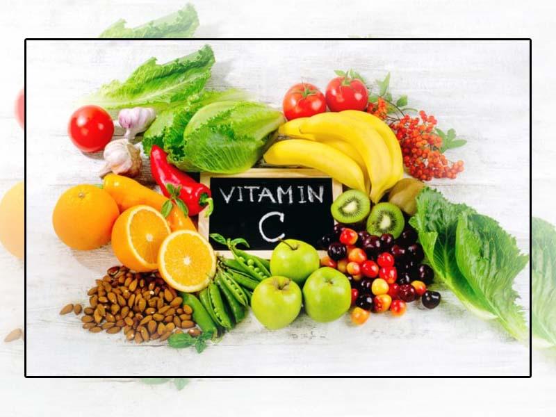 Ăn nhiều hoa quả, rau xanh chứa chất xơ và Vitamin C