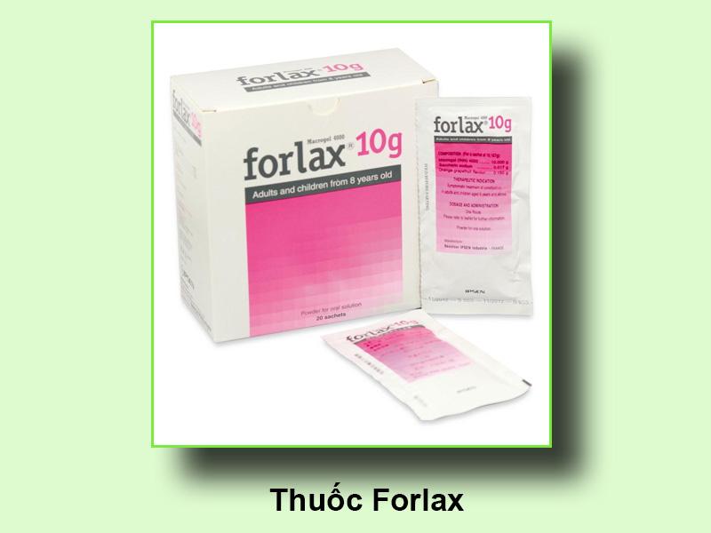 Thuốc Forlax