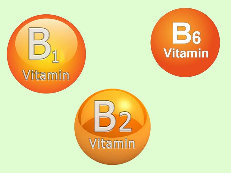 Các Vitamin có trong thực phẩm chức năng Ích Nhi