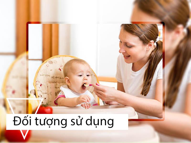Sữa Meiji sử dụng cho các bé từ 0-12 tháng tuổi giúp cho bé phát triển khỏe mạnh