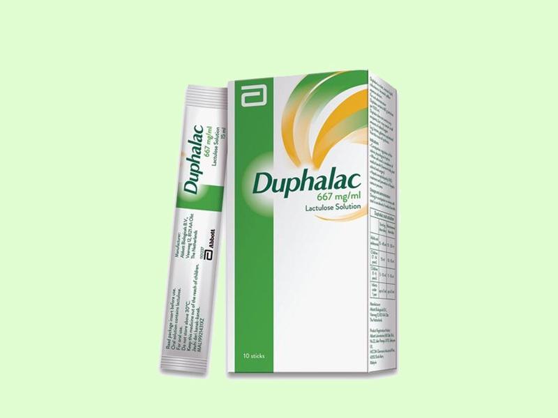 Không nên sử dụng thuốc Duphalac trong một thời gian dài