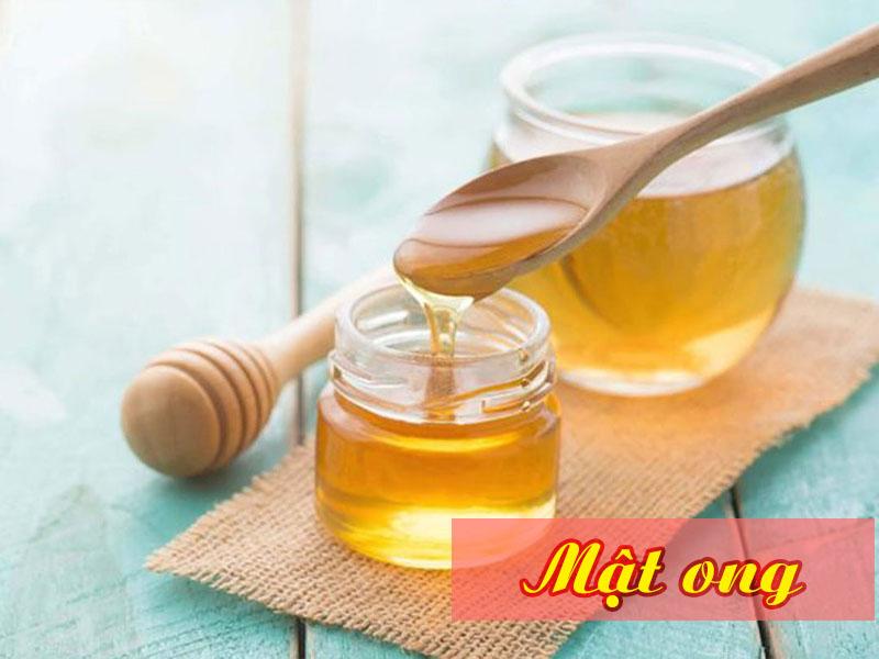 Mật ong giúp hạn chế các triệu chứng của trào ngược dạ dày rất tốt