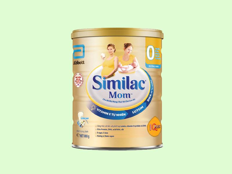 Sữa Similac Mom