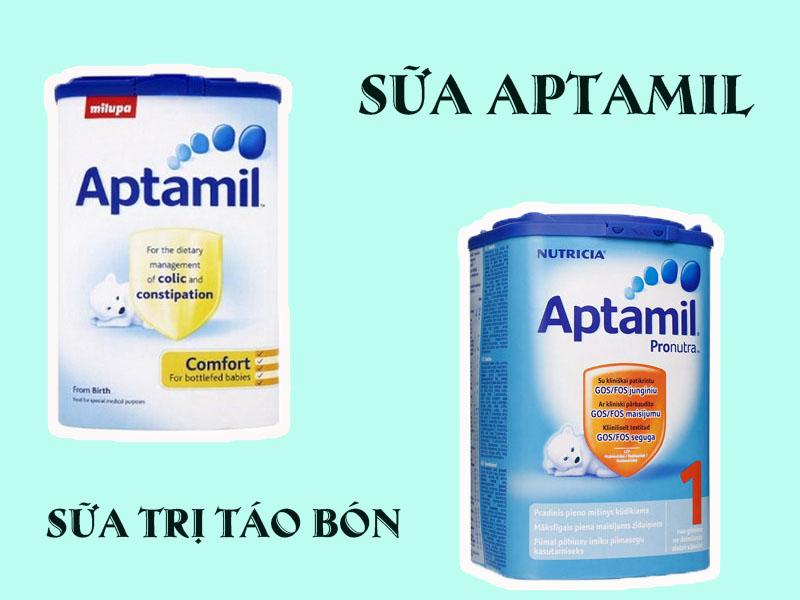 Hình ảnh minh họa: Sữa Aptamil