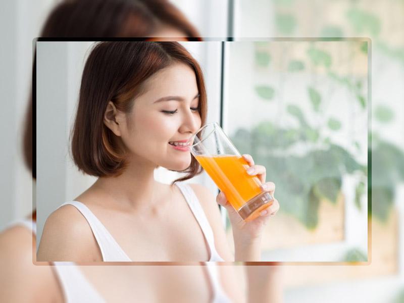 Uống tinh bột nghệ chữa trào ngược dạ dày