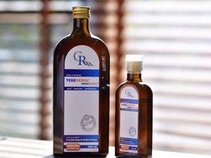 Hình ảnh Tebexerol Immunoxel chai 500ml và 125ml